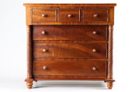 Miniature Cedar Chest of Drawers, 1997