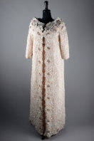 Jewelled French Corded Lace Dress, 1967